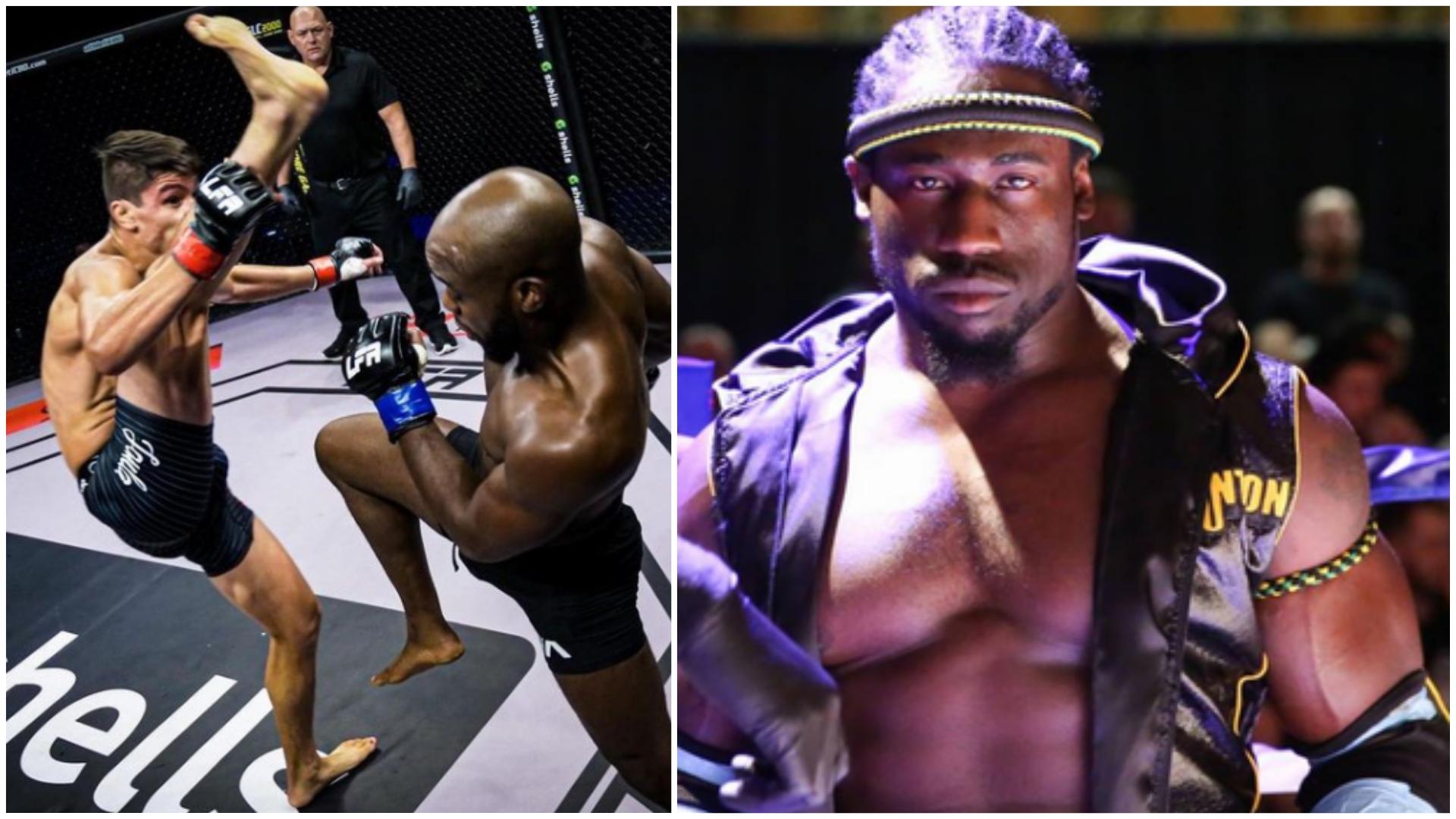 Frontkick Online UFC MMA Doldisar Ignacio Bahamondes William Knight