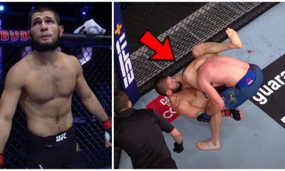 Khabib Nurmagomedov UFC 254 Frontkick.online