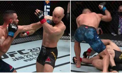 Marlon Moraes Rob Font UFC MMA Frontkick Online