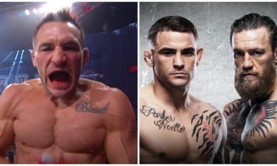Michael Chandler UFC 257 Frontkick.online