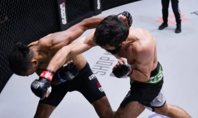 One Championship Knockout Frontkick Online ONE Collision Course 2