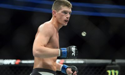 Stephen Wonderboy Thompson UFC Frontkick.online