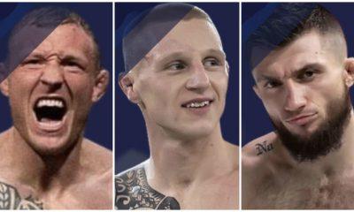 Sverige MMA Ranking Frontkick Online Herrar