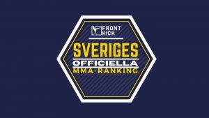 Sveriges officiella MMA-ranking Frontkick.online