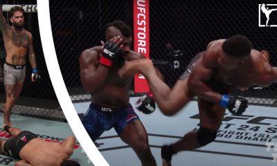 UFC Knockouts 2020 Frontkick.online