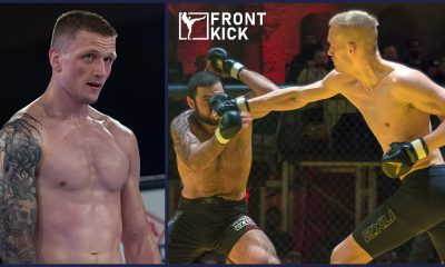 Fight Club Rush 8 Alexander Lindgren Christian Stigenberg MMA Frontkick.online