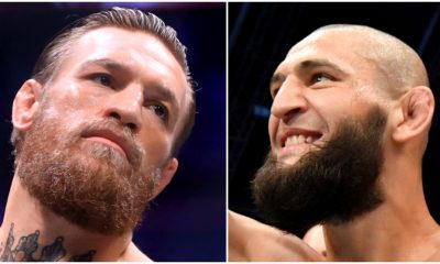 Conor McGregor Khamzat Chimaev titelchans UFC MMA Frontkick Online