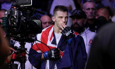 Dan Hooker Khabib UFC 257 Frontkick Online