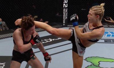 Manon Fiorot UFC Frontkick.online