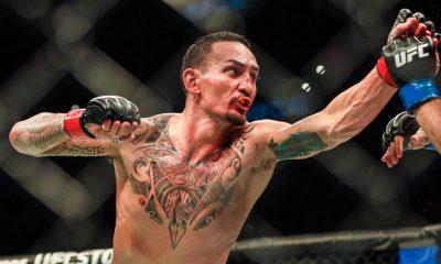 Max Holloway Frontkick.online UFC Fight Night: Holloway vs Kattar