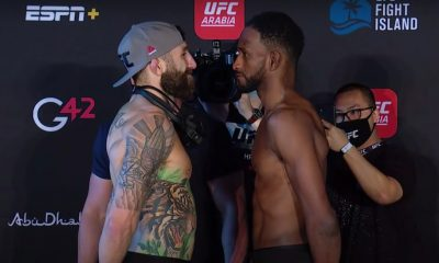 Michael Chiesa Neil Magny UFC Fight Island 8 Frontkick.online