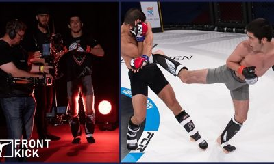 Abdurakhman Nasrutdinov FCR MMA Fight Club Rush 8 UFC Fight Pass Frontkick.online
