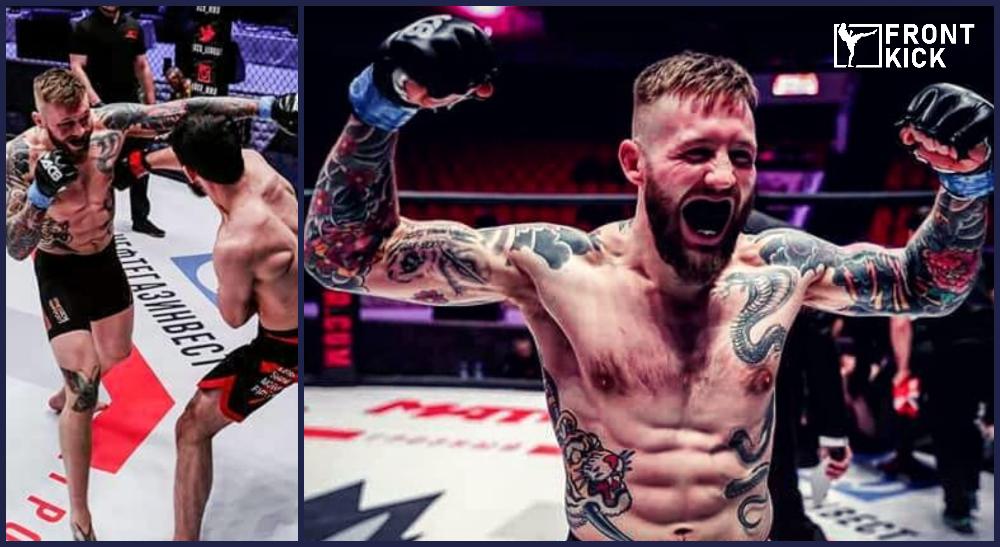 Andreas Ståhl Superior Challenge UFC MMA Frontkick.online