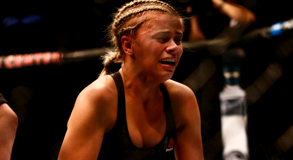 Bare Knuckle Championship Paige VanZant Britain Hart Frontkick Online MMA Knucklemania