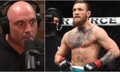 Conor McGregor Joe Rogan UFC Frontkick Online UFC MMA