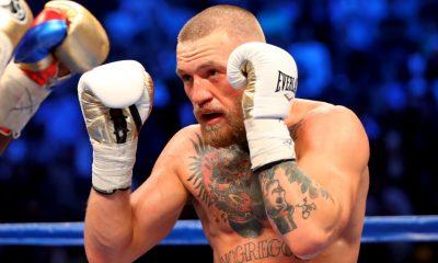 Conor McGregor Manny Pacquiao George Foreman Svensk MMA Frontkick Online