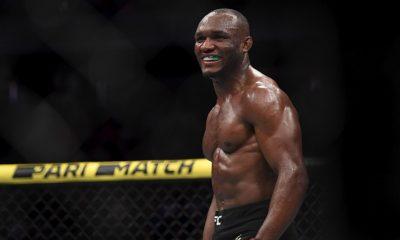 Kamaru Usman UFC 258 Gilbert Burns Liveresultat