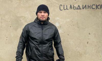 Khabib Nurmagomedov UFC MMA missbrukare