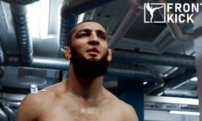 Khamzat Chimaev Wonderboy Leon Edwards UFC MMA Frontkick Online