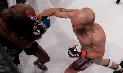 Rahmads Stromanis FCR 8 Fight Club Rush MMA Frontkick Online