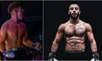Renato Vidovic Ali Taleb Fight Club Rush 8 FCR 8 Frontkick Online