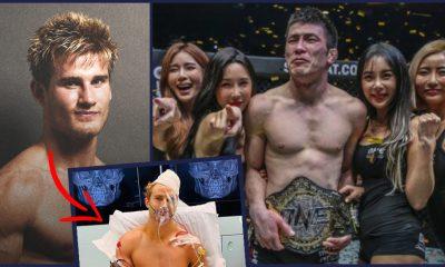 Super Sage Northcutt Shinya Aoki MMA ONE Championship Frontkick.online