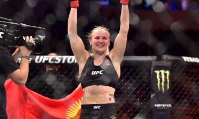 Valentina Shevchenko UFC Frontkick Online UFC MMA