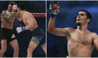 Abdurakhman Nasrutdinov MMA Frontkick Fight Club Rush 8