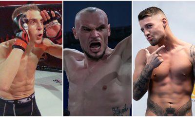 Alexander Lööf Addis Saljevic Svensk MMA-landslaget Frontkick online