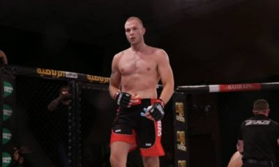 Anton Turkalj Brave CF 50 MMA Frontkick Online