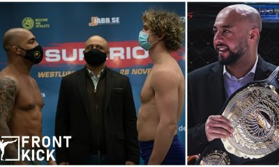 Babak Ashti MMA Superior Challenge SMMAF Frontkick.online