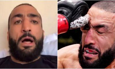 Belal Muhammad Leon Edwards UFC MMA Frontkick online