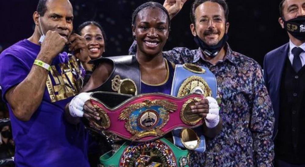 Claressa Shields MMA Frontkick.online