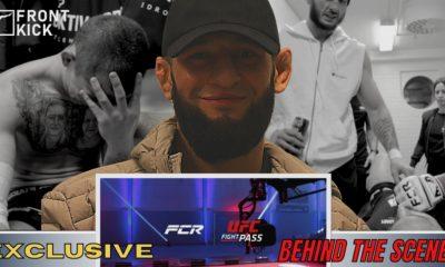 Fight Club Rush 8 FCR 8 Khamzat Chimaev UFC MMA Frontkick Online