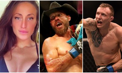 Jack Hermansson Bea Malecki Cowboy UFC MMA Frontkick online lista