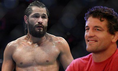 Jorge Masvidal Ben Askren UFC MMA Frontkick Online