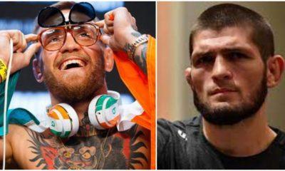Khabib Nurmagomedov Conor McGregor UFC ranking MMA Frontkick Online sex