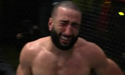 Leon Edwards Belal Muhammad 2 UFC MMA Frontkick Online