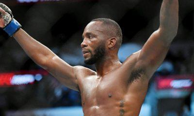 Leon Edwards Belal Muhammad UFC MMA Frontkick Online