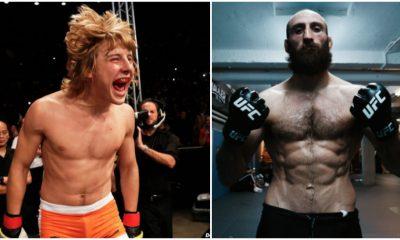 Paddy Pimblett Guram Kutateladze UFC MMA Frontkick Online