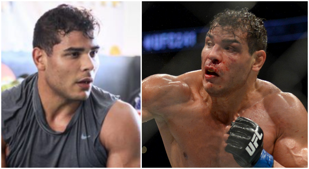 Paulo Costa vin Cub Swanson UFC MMA Frontkick online