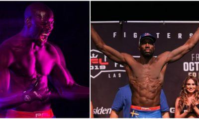 Sadibou Sy PFL MMA Frontkick online