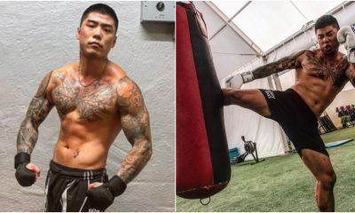 Samuel Ericsson Karate Combat UFC MMA Frontkick Online