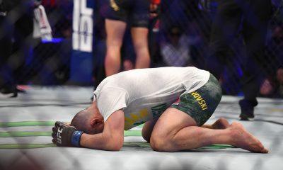 Alexander Volkanovski The Ultimate Fighter MMA Frontkick.online