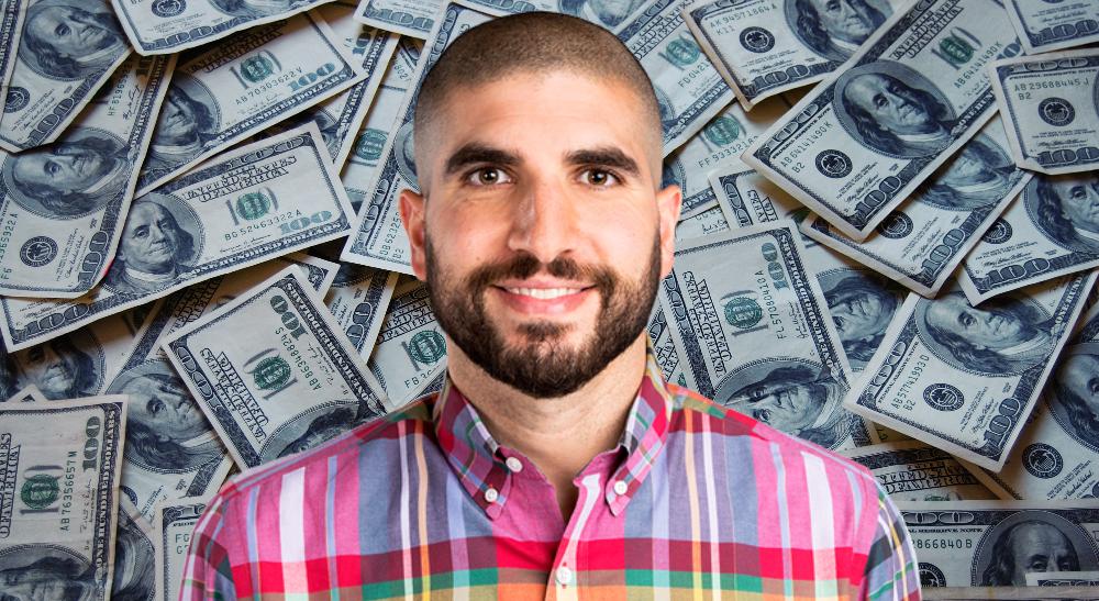 Ariel Helwani salary Frontkick.online