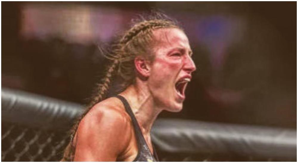 Bea Malecki MMA Frontkick.online