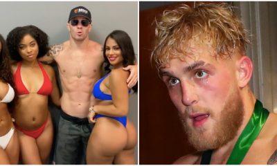 Colby Covington Jake Paul UFC MMA Boxning
