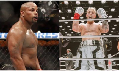 Daniel Cormier Jake Paul UFC MMA Frontkick Online