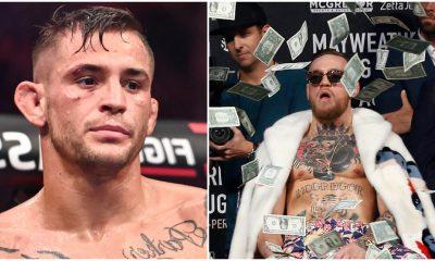 Dustin Poirier Conor McGregor ursäkt 1UFC MMA Frontkick Online
