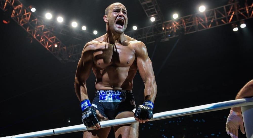 Eddie Alvarez ONE Championship MMA Frontkick Online